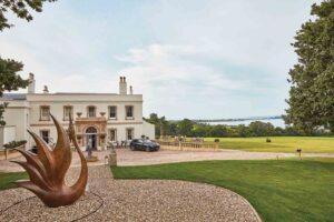Lympstone Manor exterior