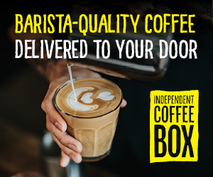 DD Indy Coffee Box
