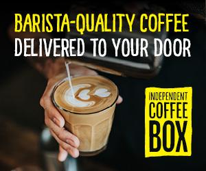 DD Indy Coffee Box